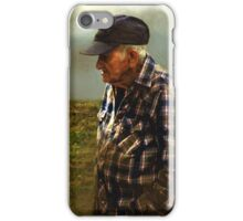 A Lifetime in the Fields iPhone Case/Skin