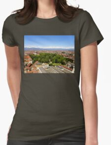Turin Nature Womens Fitted T-Shirt