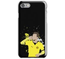 Marco Reus (PRICE FLEXIBLE CHECK DESCRIPTION)  iPhone Case/Skin