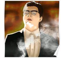 Richie Gecko || From Dusk Till Dawn Poster