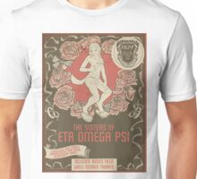 Werewolf Sisters of Eta Omega Psi Unisex T-Shirt