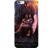 If you hate me you hate GOD iPhone Case/Skin
