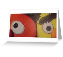 Hey Bert! Greeting Card