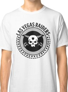 Las Vegas Raiders - Future Oakland Pro Football Team Classic T-Shirt