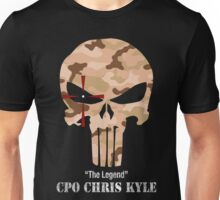 The Punisher-Chris Kyle Unisex T-Shirt