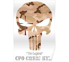 The Punisher-Chris Kyle Poster