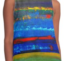 UNTITLED ABSTRACT Contrast Tank
