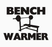 Bench Warmer by FireFoxxy