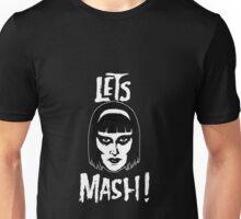 Goth Chic, Let's Mash Unisex T-Shirt