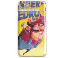 Super Mario / Super Pedro Nintendo iPhone Case/Skin
