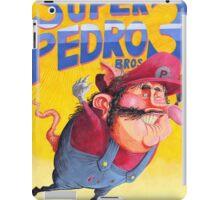 Super Mario / Super Pedro Nintendo iPad Case/Skin