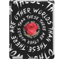 Other Worlds Than These iPad Case/Skin