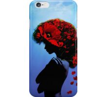 Poppy girl iPhone Case/Skin