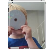 alex is crazy iPad Case/Skin