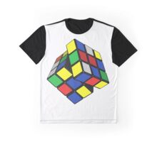 PUZZLE CUBE Graphic T-Shirt
