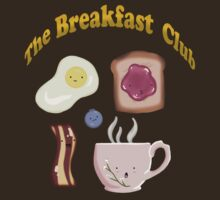 The Breakfast Club by pandabunny20