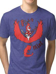 Team Meme Valor Tri-blend T-Shirt