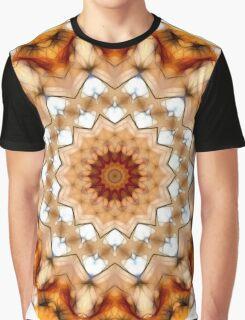 Tie Dye Mandala Graphic T-Shirt