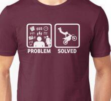 Funny Dirt Bike Stunt Shirt Unisex T-Shirt