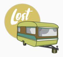 Caravan Lost One Piece - Short Sleeve