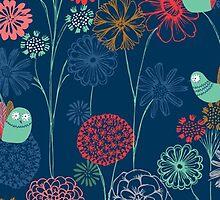 Summer Garden Floral by sale