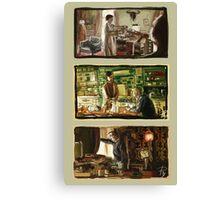 221b series Canvas Print