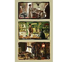 221b series Photographic Print