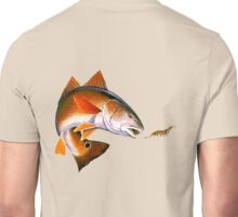 Redfish after shrimp Unisex T-Shirt