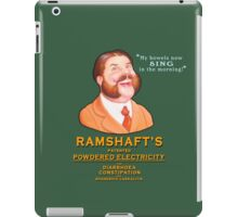 Ramshaft's Powdered Electricity iPad Case/Skin