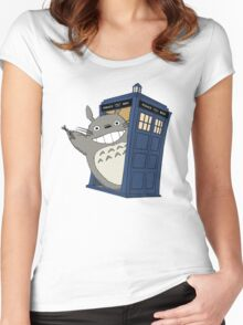 Spirit of the Universe Women's Fitted Scoop T-Shirt