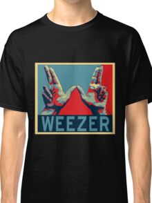 weezer classic poster dolly Classic T-Shirt