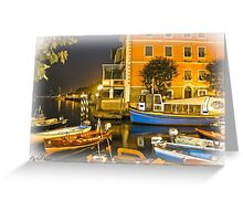 Limone / Lake Garda / Italy ~ 05 Greeting Card