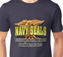 Logo - Navy Seals Unisex T-Shirt
