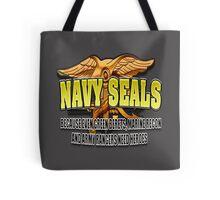 Logo - Navy Seals Tote Bag