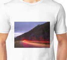 Sunset ride Unisex T-Shirt
