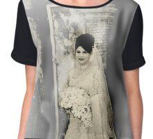 Bride Chiffon Top