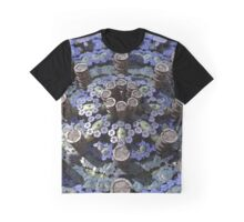 Assorted Stacks Graphic T-Shirt
