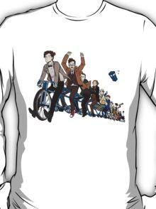 11 Doctors on a bike T-Shirt