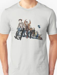 11 Doctors on a bike T-Shirt