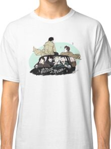 Superwholock Classic T-Shirt