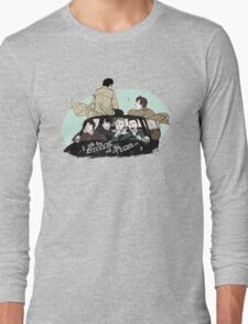 Superwholock Long Sleeve T-Shirt