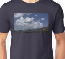 Summer Cloud Panorama Unisex T-Shirt