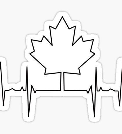 Canada Pulse Sticker