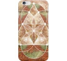 Woodland Abstract iPhone Case/Skin