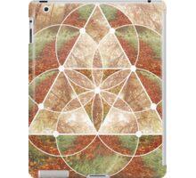 Woodland Abstract iPad Case/Skin