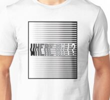 The Donny Difference Unisex T-Shirt