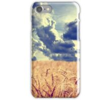 Stormy Sky, Ukraine iPhone Case/Skin