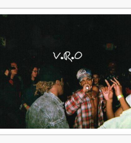 VRO Sticker