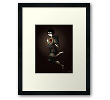 Your Heart is Mine Framed Print