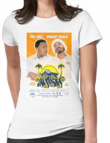 The Wash Movie Poster Womens Fitted T-Shirt